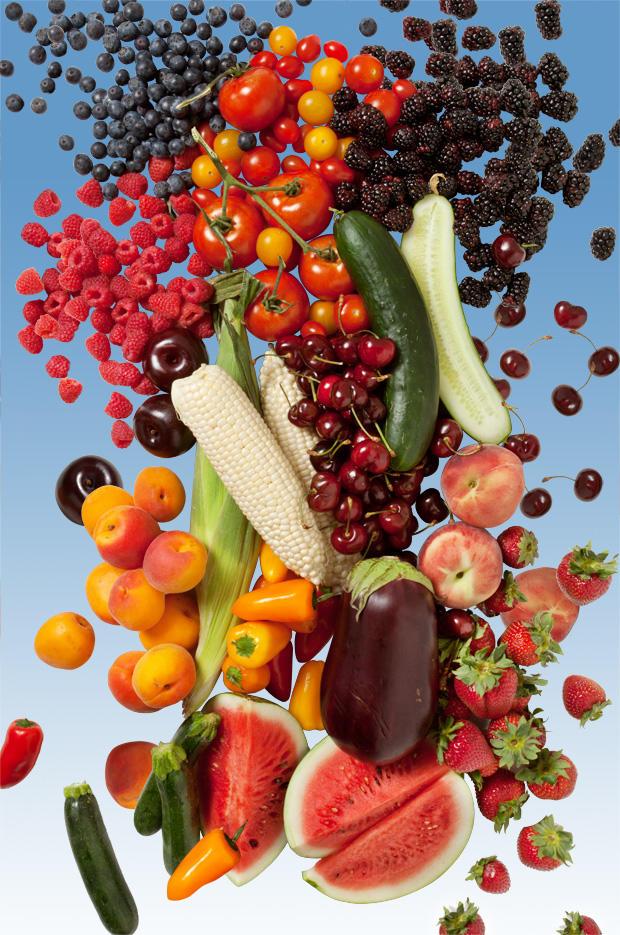 Temmuz Ayının Sebze Ve Meyveleri Nelerdir?